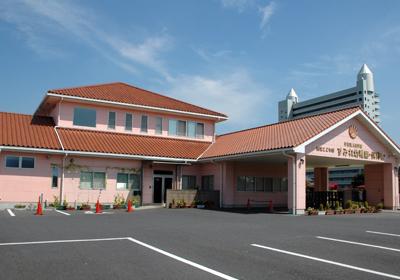 笠間市S幼稚園 屋根瓦工事完成。